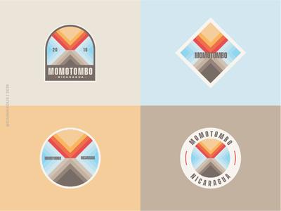 Momotombo badge