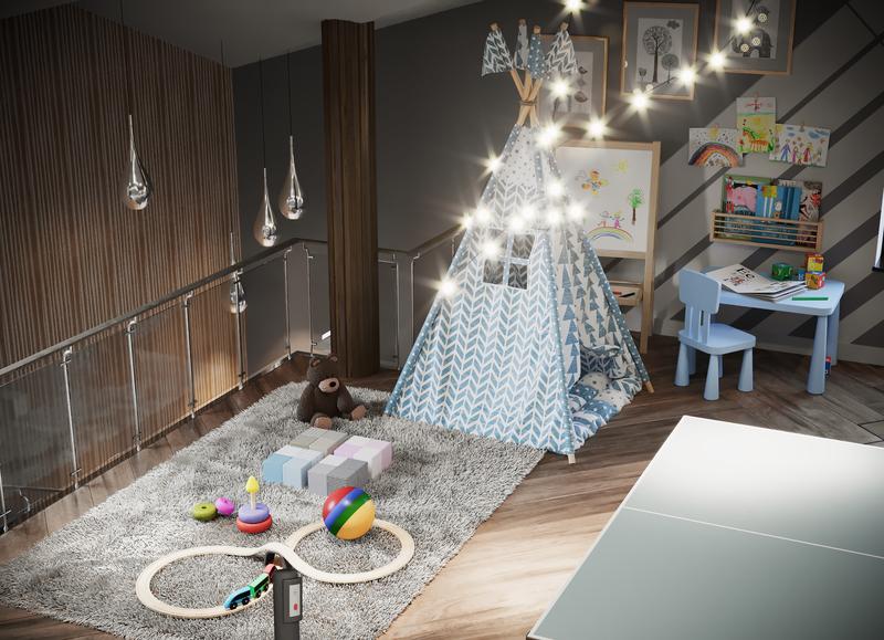 3D Vis of Interior Design by Evgeny Litvyakov on Dribbble