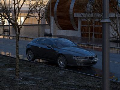 Hotel in Novorossiysk (archvis) design archviz  interior 3ds max render 3dsmax v ray archvis vray 3dscene