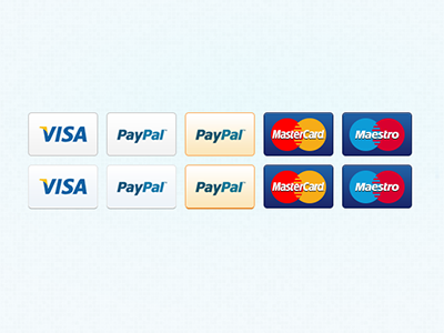 Payment Method Cards cards credit cards payment payment methods visa paypal mater card maestro