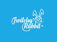 Twitchy Rabbit Logo
