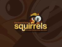 Detective Squirrels