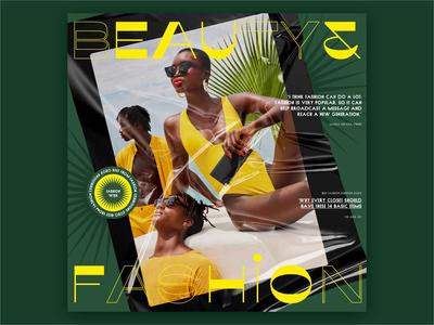 Fashion colorful fashion brand fashion beautiful website concept web webdesign uiux ux ui design