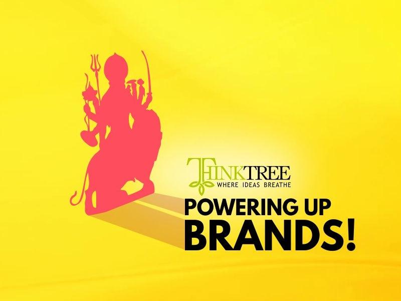 Navratri branding designer branding design