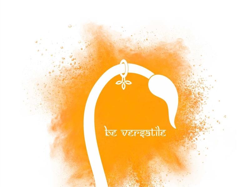 Hanuman Janmotsav 2019 lettering doodles art trending designs typography logo icon vector minimal character illustrator illustration identity icons design branding designer branding design branding brand animation