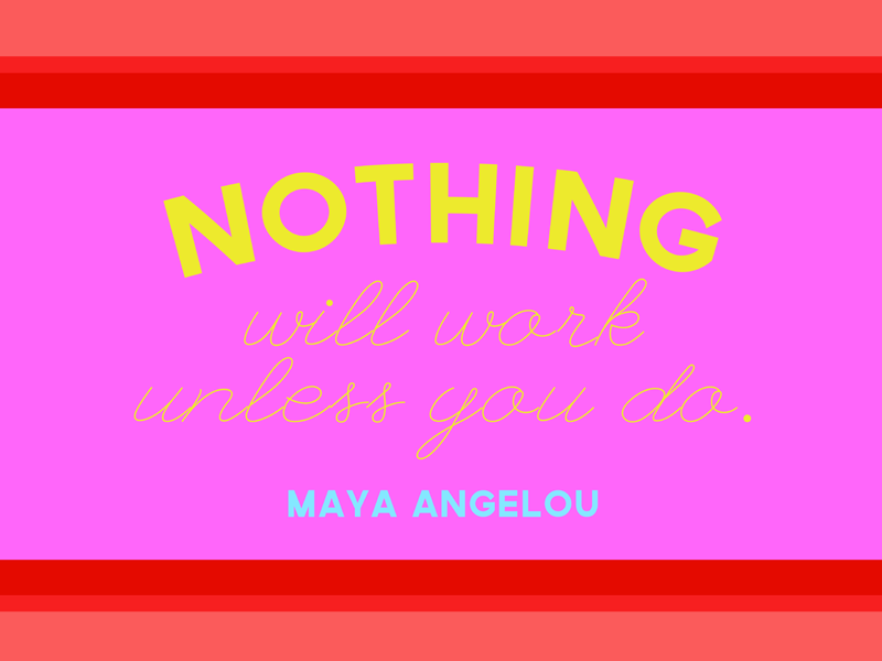 Maya Always Said maya angelou quotes pop