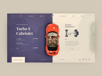 Porsche Turbo S Cabriolet