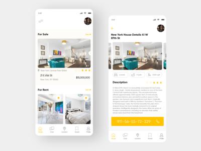 House trade app