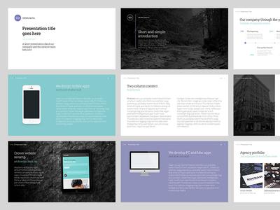 Crown Presentation Template crown presentation template powerpoint elegant ppt pptx clean minimalist minimal