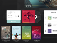 Aves UI Kit Media