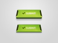3D Submit Button