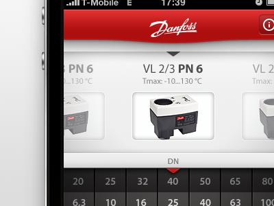 Danfoss iMCV App