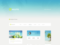 Mojito ui kit all elements