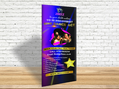 Music And Dance Poster