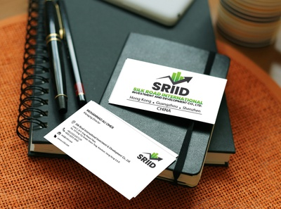 Simple business-card design and Branding Identity
