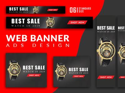 web banner mockup