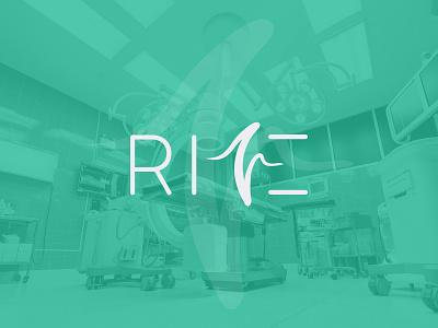 Rize Health Care care hospital inspiration life vector logo ux ui health care
