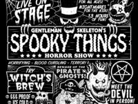 Spooky Things II