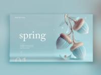 minimal spring design