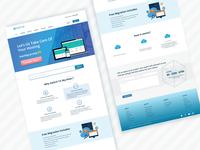 Skyhost Homepage