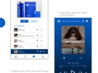 Audio book Mobile App