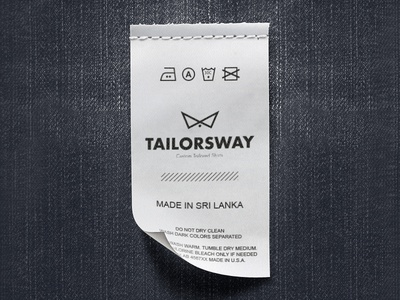 Tailorsway Logo Design