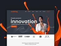 Enabling web redesign