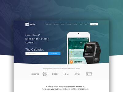 CalReply Web Design