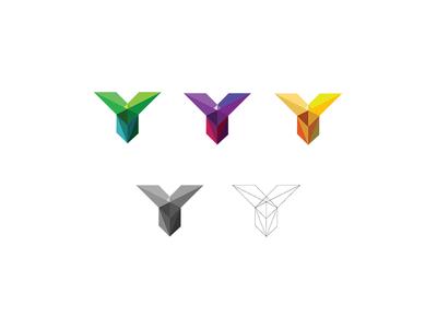 Y logo icon