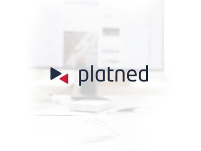 Logo design for Platned