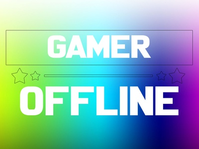 Twitch Offline Screen screen stream offline banner twitch