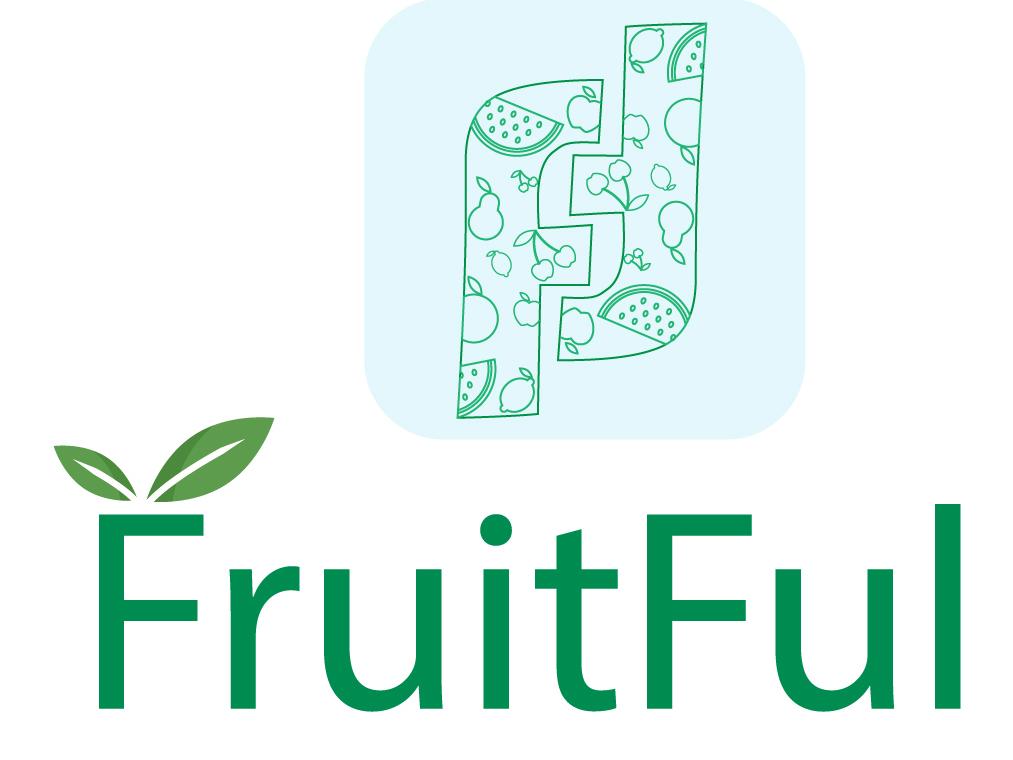 Fruitful Logo Design brandidentity identity design company logo branding design