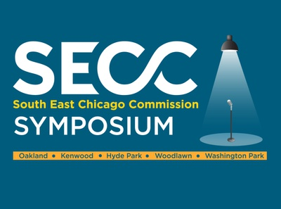 SECC symposium event branding logodesign chicago symposium secc
