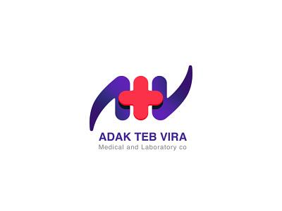 Adak Teb Vira logo logo medical