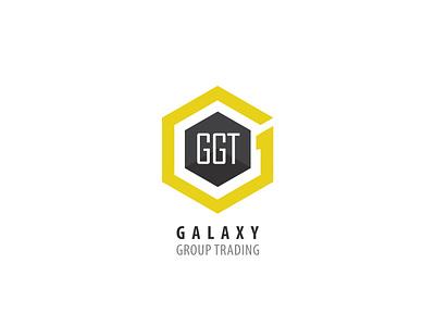 Gallaxy Group Trading gold logo design