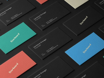 Starboard Business Cards