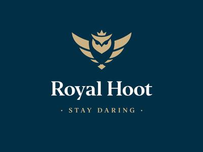 Royal Hoot Branding