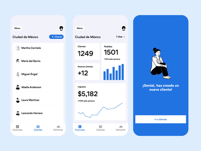 Mobile App Motion business consulting concept cards agency mobile app app material ui material design uidesign uxdesign software company creative agency mobile motion
