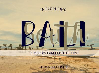 South Bali Font