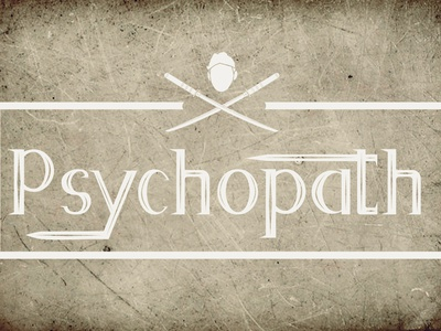 Psycopath Display Font