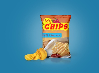 The Holy Armor - My CHIPS packaging