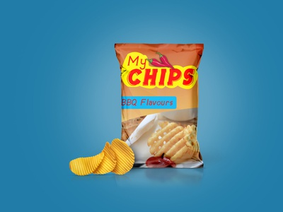 The Holy Armor - My CHIPS packaging display typeface ux ui fontself design branding typography display font the holy armor