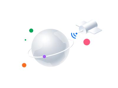 Empty state - No network