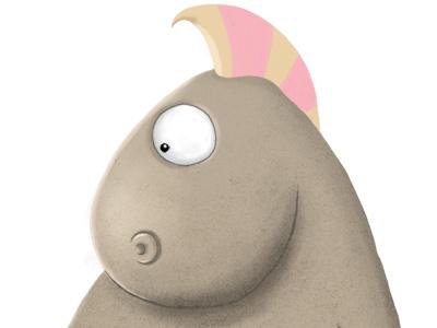 Rebels illustration children humor digital dinosaur baby rebel