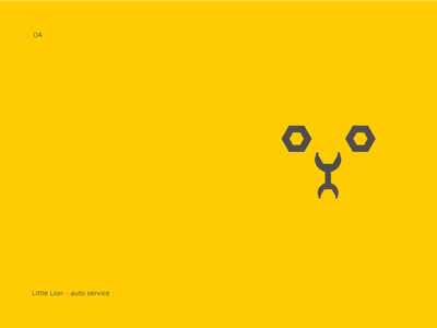 LittleLion Logo logodesigner logodesign minimal logo brand design shakeebak