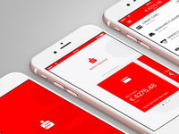 Redesign Mobile Banking iOS App