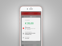 Redesign Mobile Banking iOS App 3D Touch