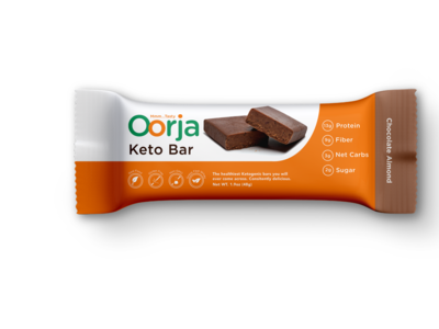 Oorja Keto Bar Proof of concept