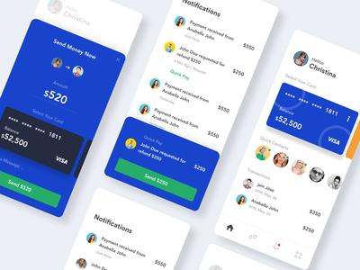 Payment App UI