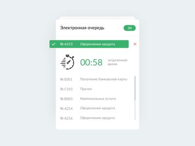 Informer for Sberbank